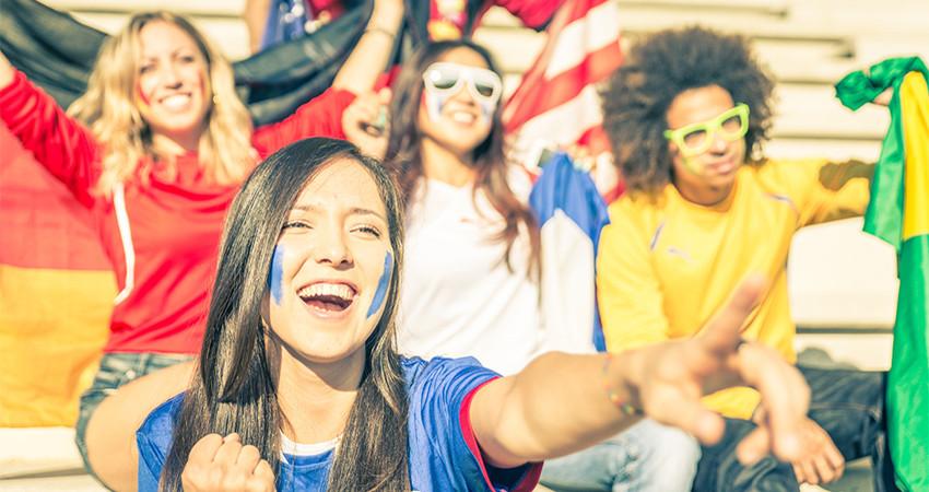 Приглашаем смотреть спортивные матчи вместе нами!