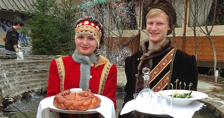 Лесная Поляна - участник конкурса Уральская звезда - 2015